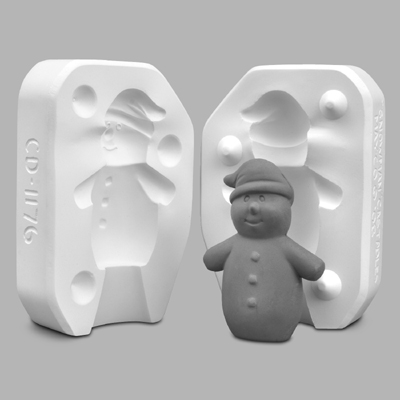 Mayco Castables CD1176Snowman