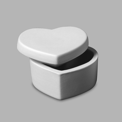 Mayco Castables CD1321HeartBox