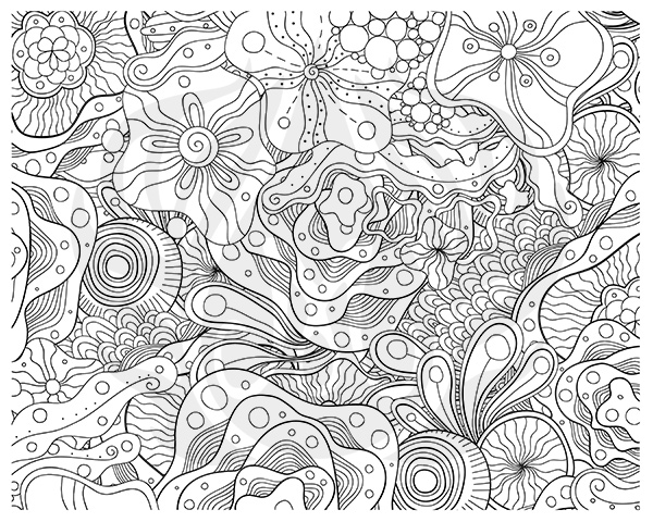 Mayco Silk screen DSS145 Coloring Page